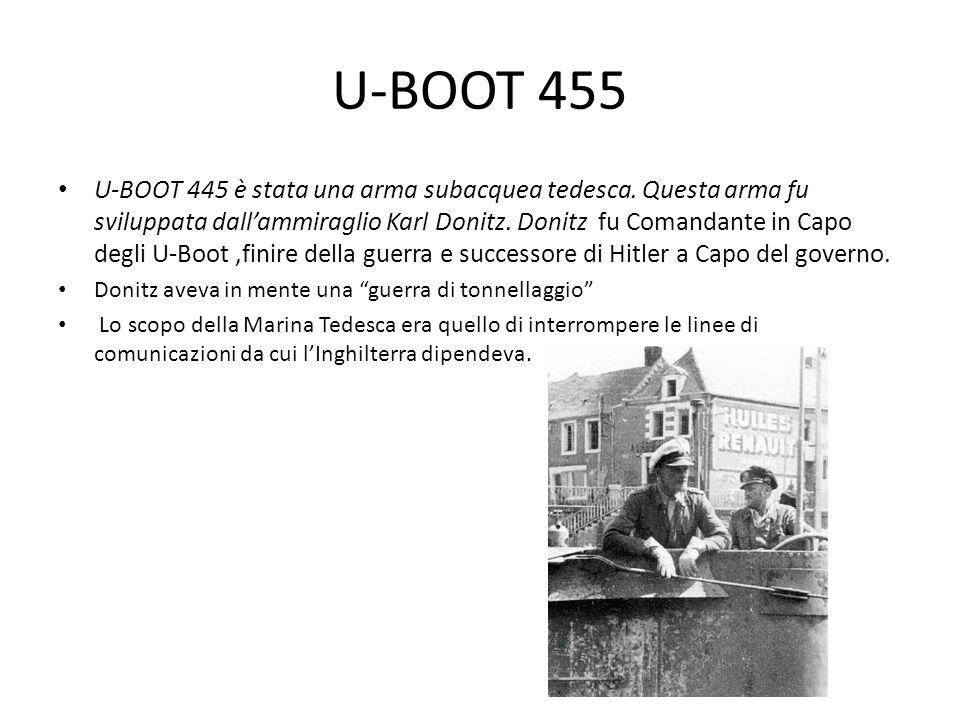 U-BOOT 455