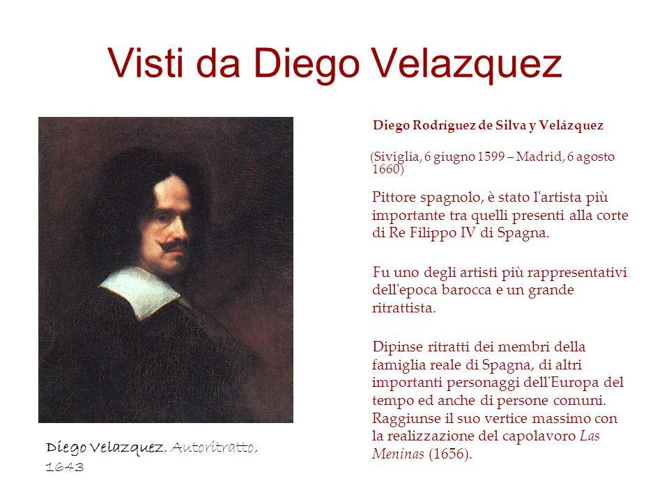 Visti da Diego Velazquez