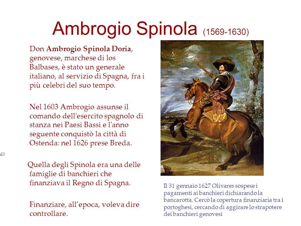 Ambrogio Spinola (1569-1630)