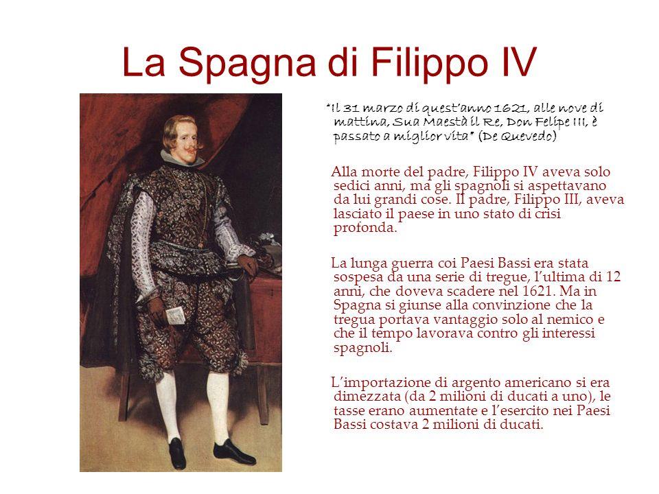 La Spagna di Filippo IV