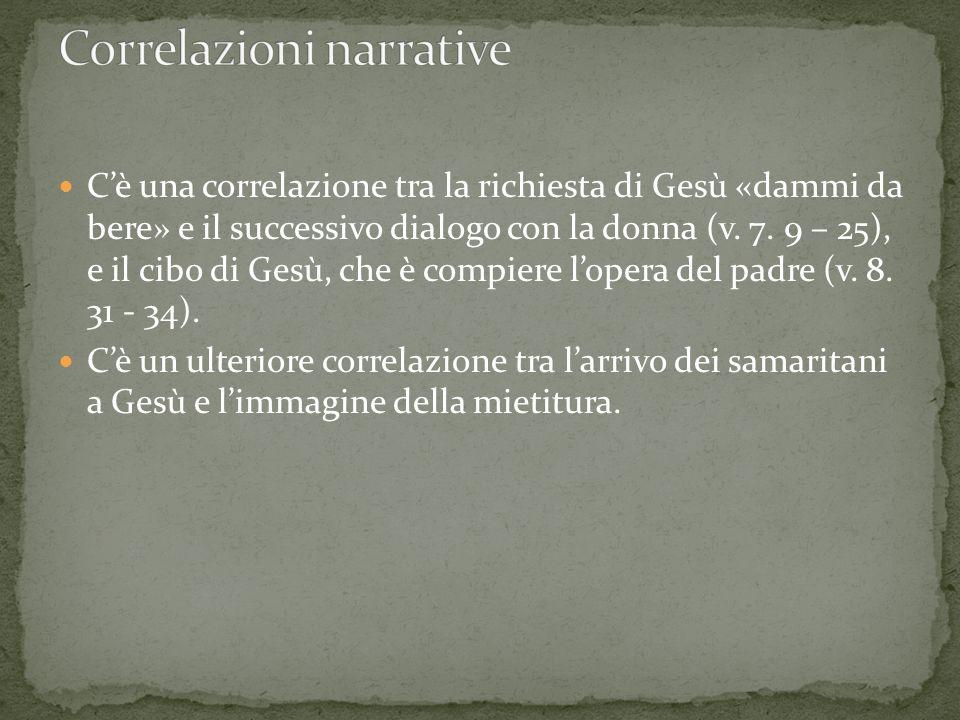 Correlazioni narrative