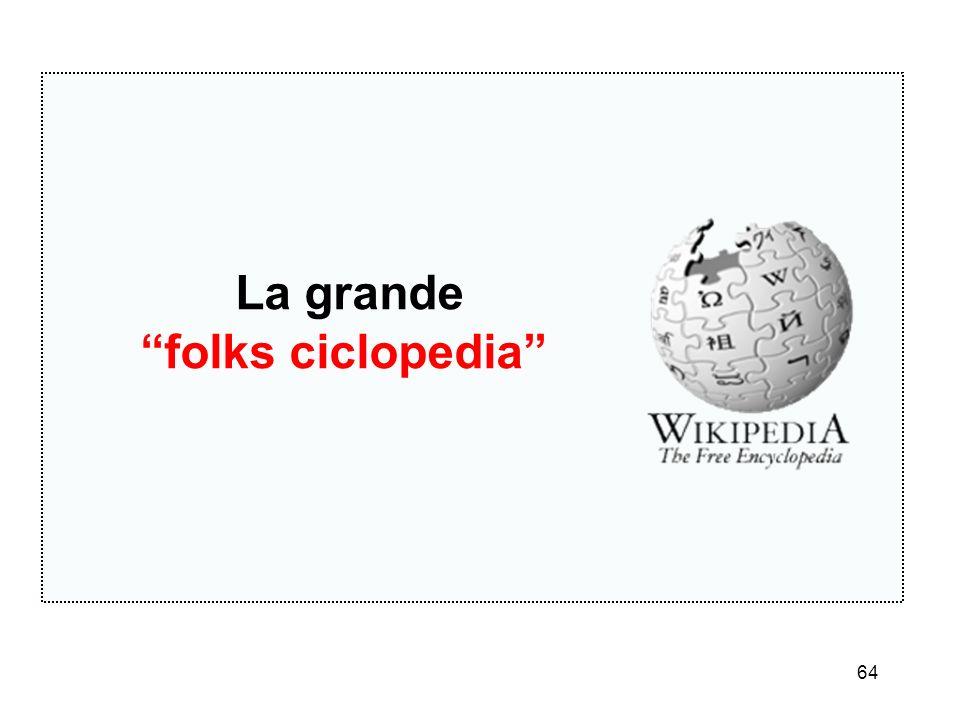 La grande folks ciclopedia