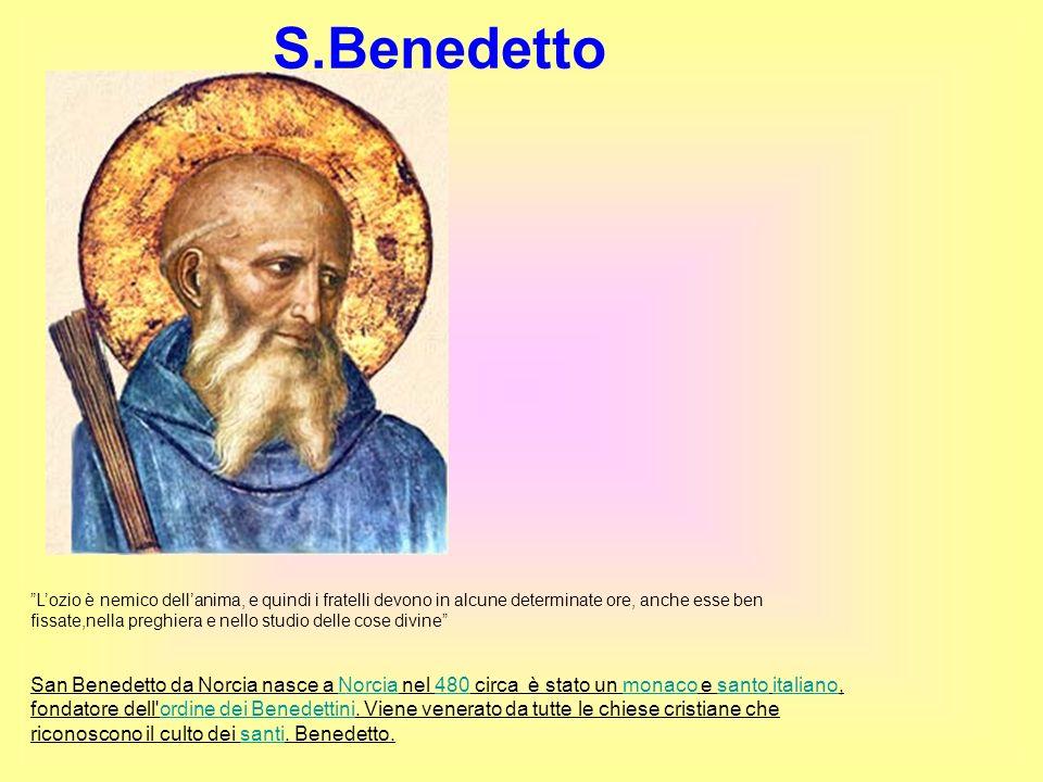 S.Benedetto S.Benedetto.
