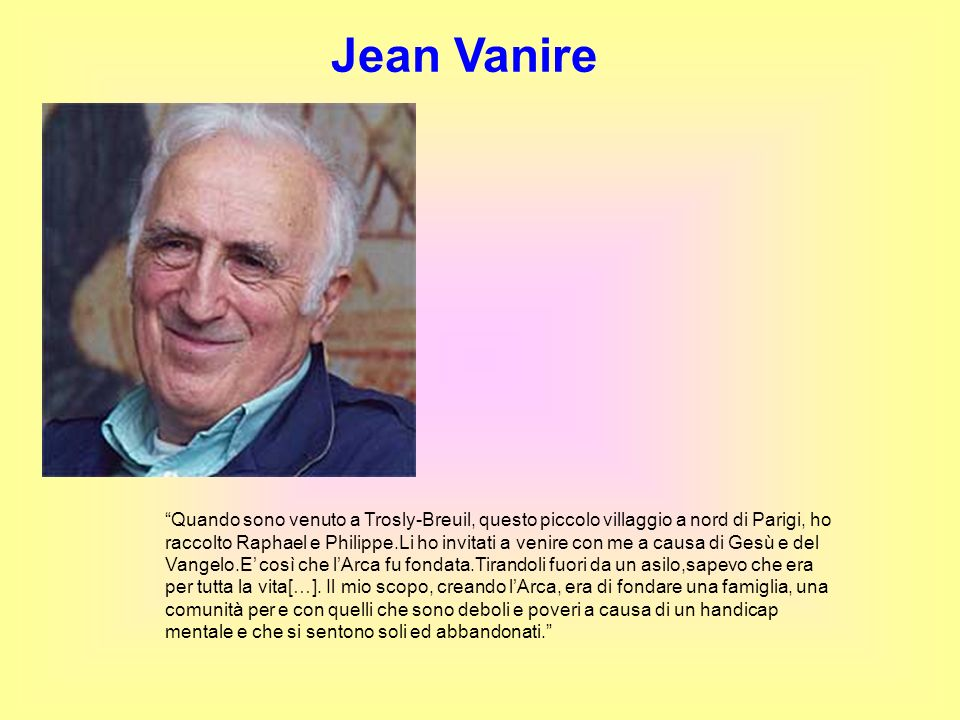 Jean Vanire