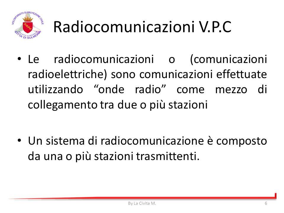 Radiocomunicazioni V.P.C