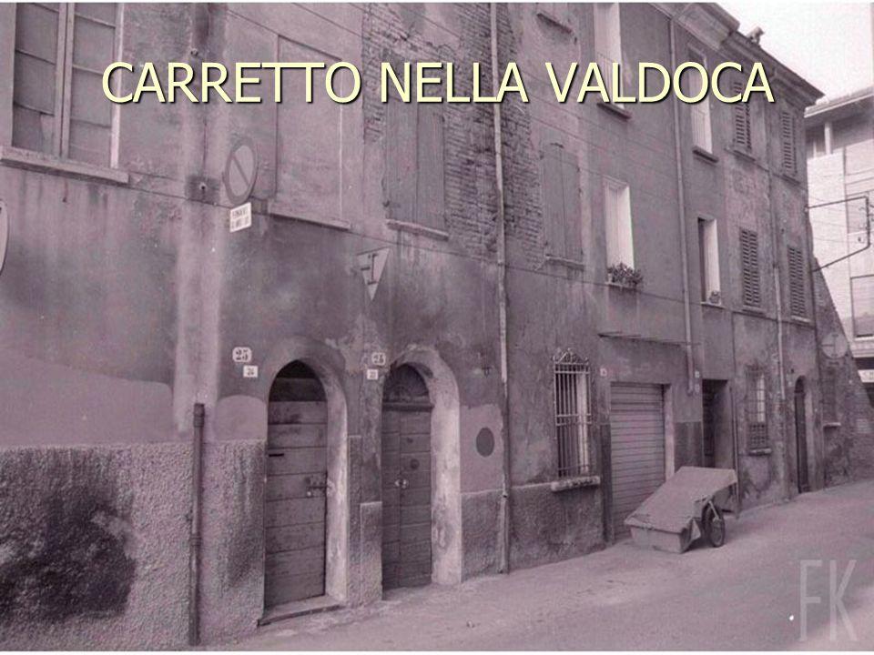CARRETTO NELLA VALDOCA