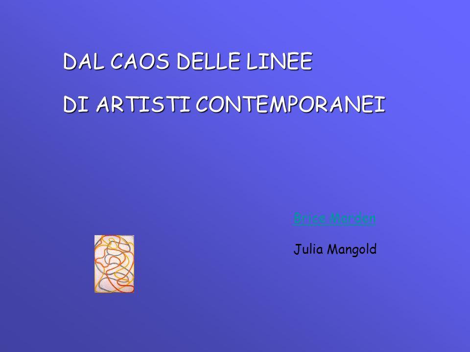 DI ARTISTI CONTEMPORANEI