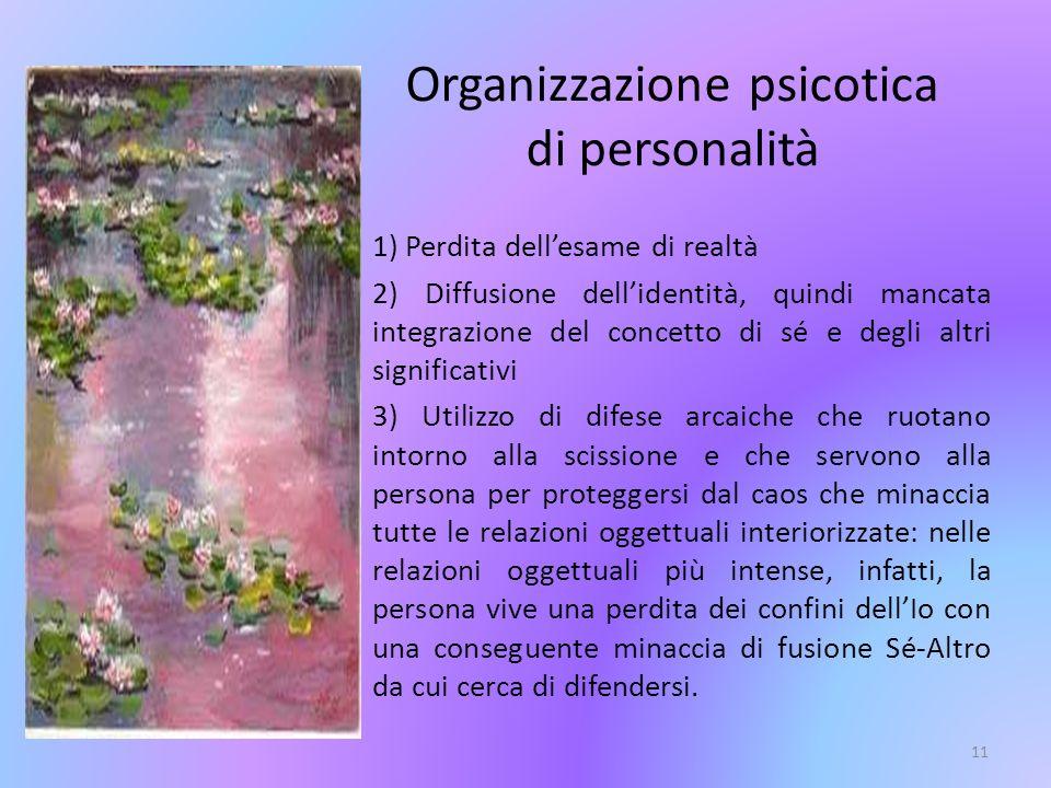 Organizzazione psicotica di personalità