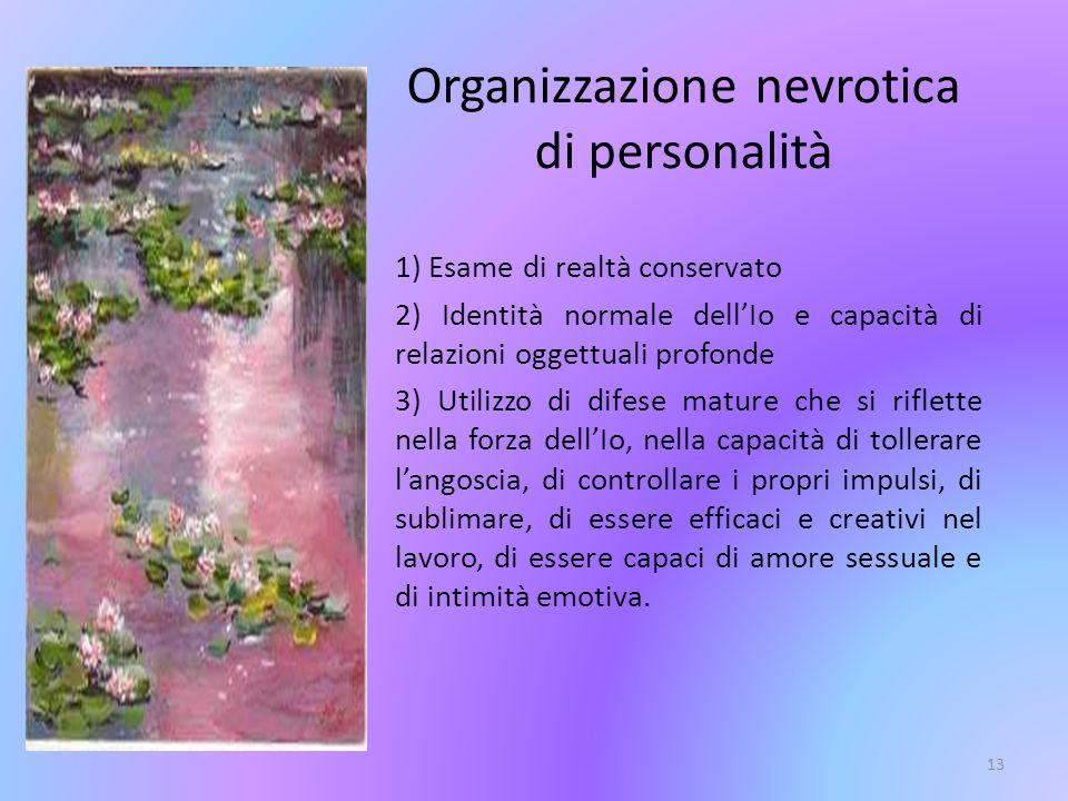 Organizzazione nevrotica di personalità
