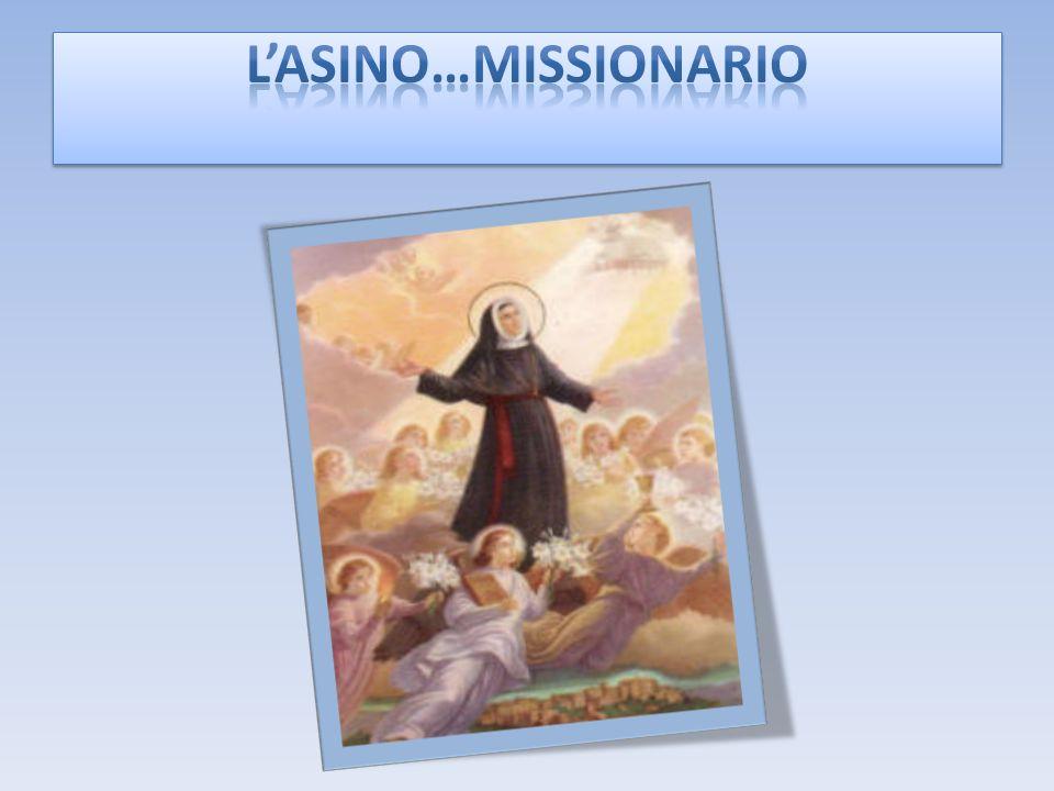 L'ASINO…MISSIONARIO