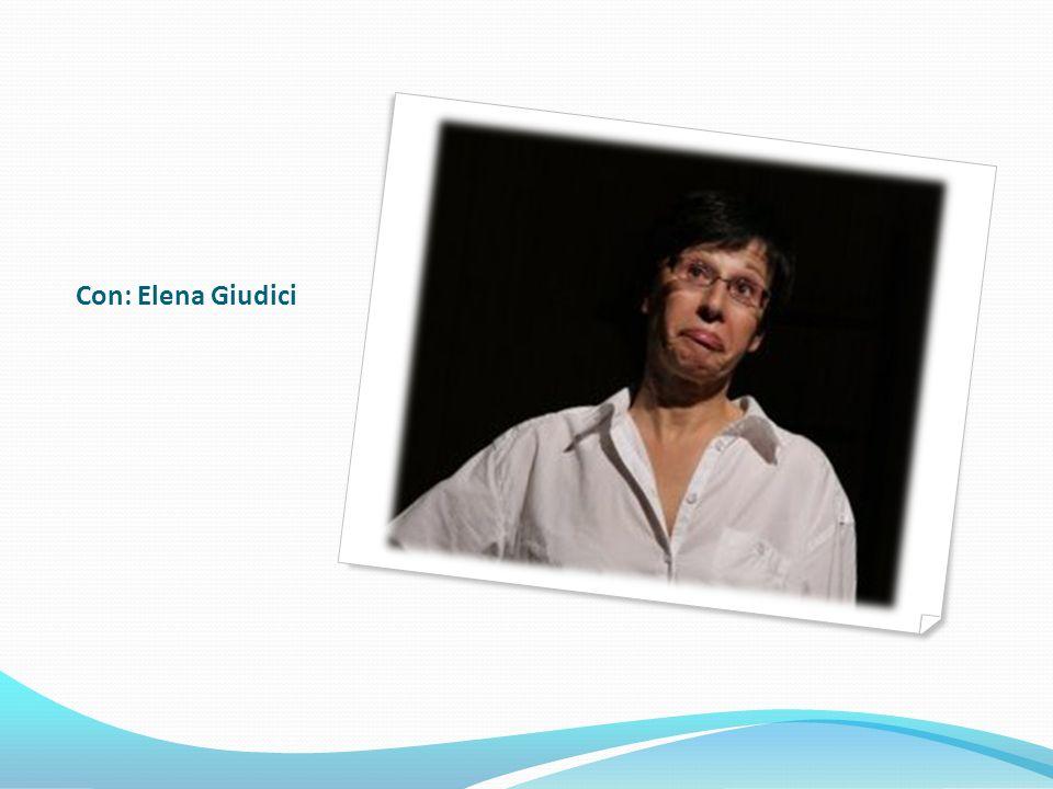 Con: Elena Giudici