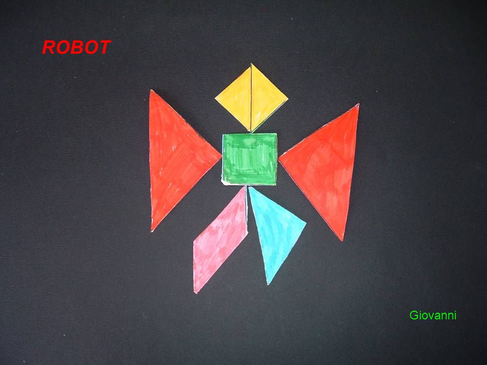 ROBOT Giovanni
