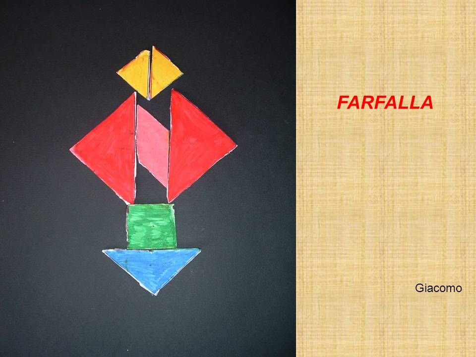 FARFALLA Giacomo