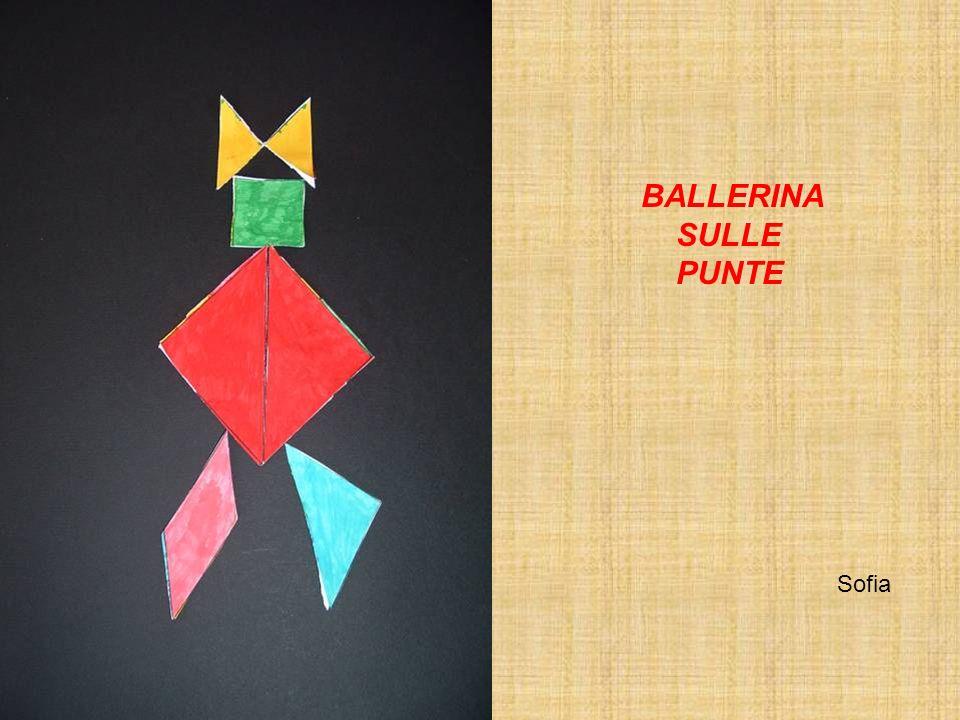 BALLERINA SULLE PUNTE Sofia