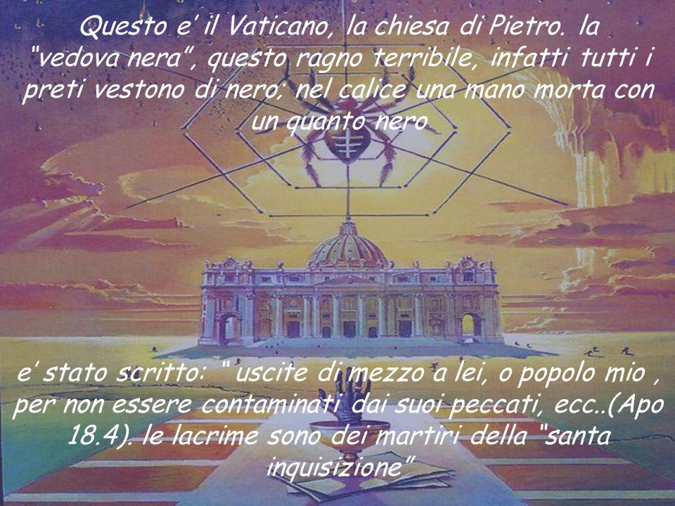 Questo e' il Vaticano, la chiesa di Pietro