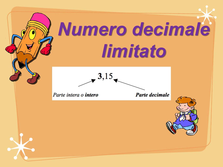 Numero decimale limitato