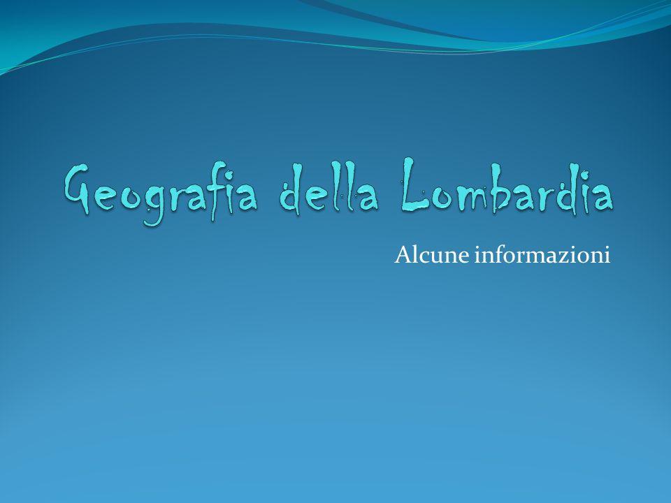 Geografia della Lombardia