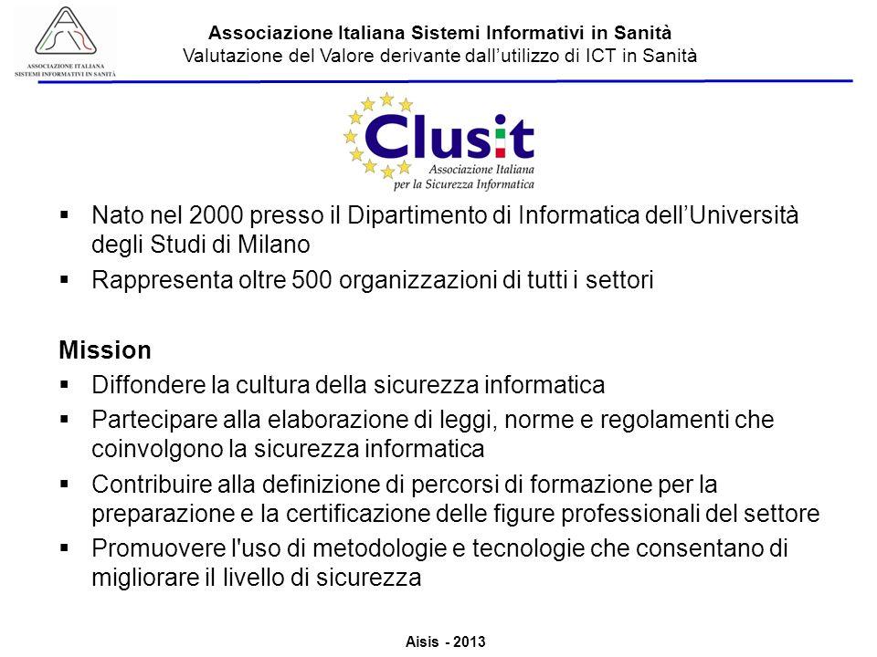 Nato nel 2000 presso il Dipartimento di Informatica dell'Università degli Studi di Milano