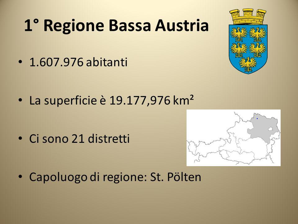 1° Regione Bassa Austria