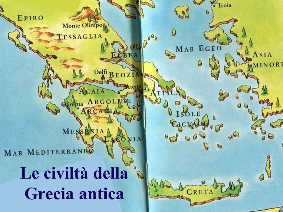 Le civiltà della Grecia antica