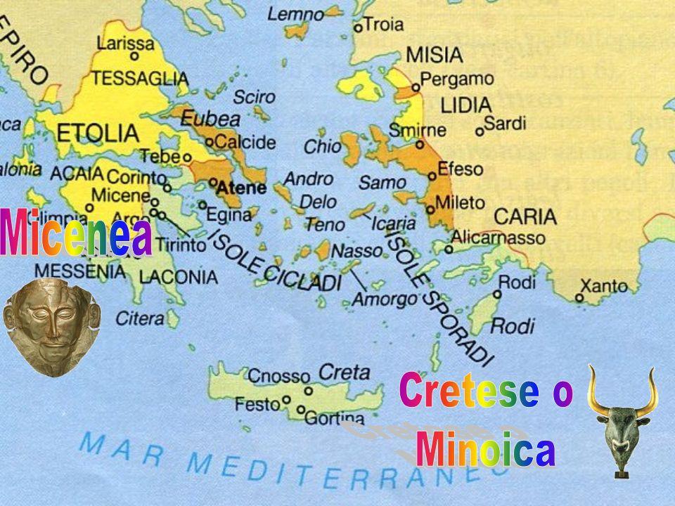 Micenea Cretese o Minoica