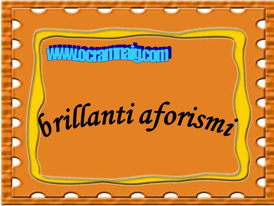 www.ocramnaig.com brillanti aforismi