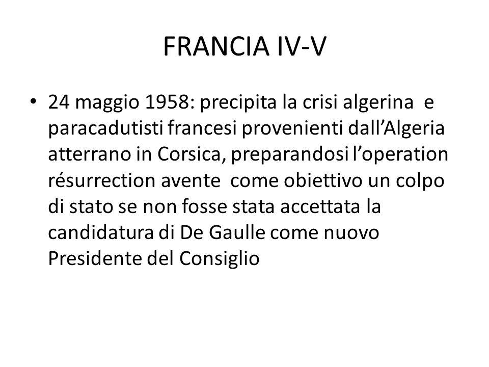 FRANCIA IV-V