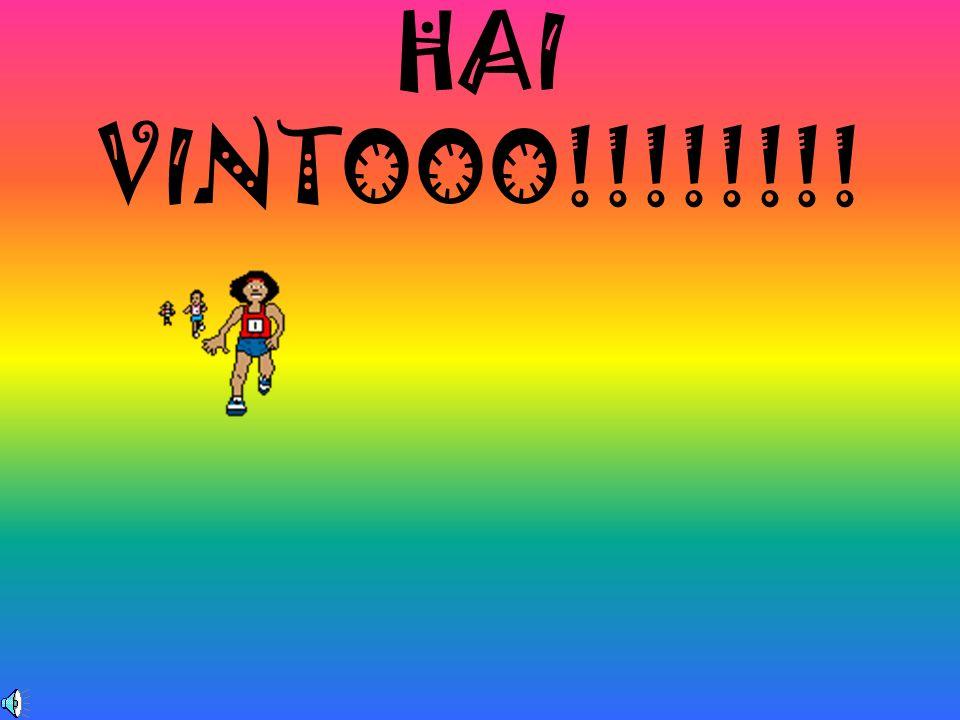 HAI VINTOOO!!!!!!!!