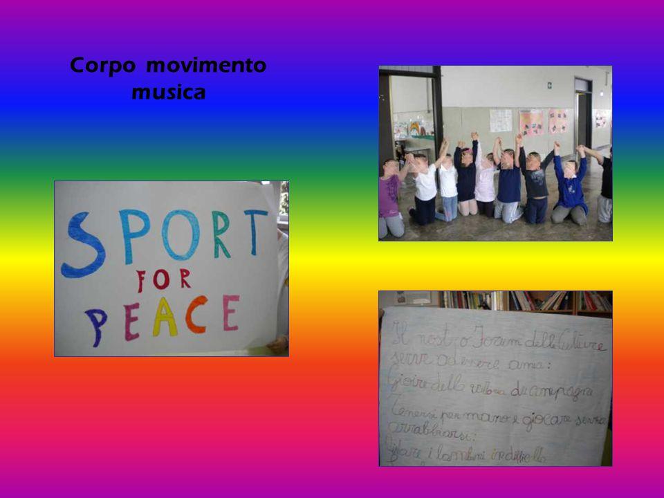 Corpo movimento musica