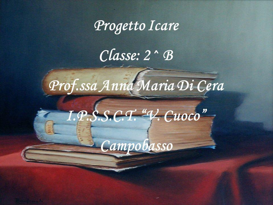 Prof.ssa Anna Maria Di Cera