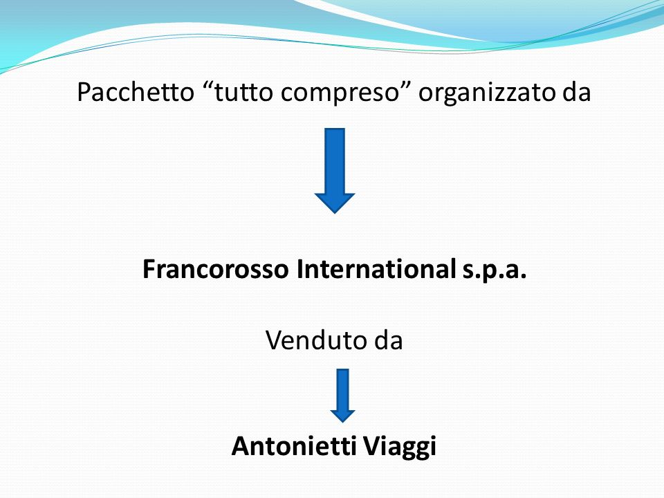Francorosso International s.p.a.