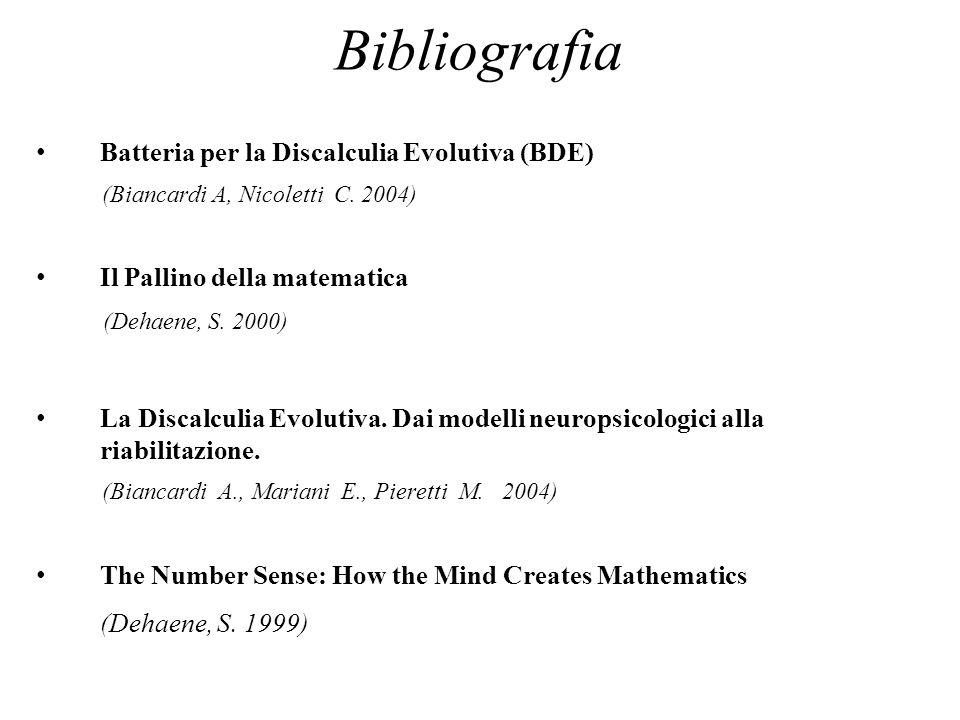 Bibliografia (Dehaene, S. 1999)