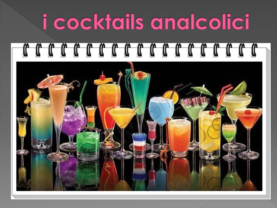 i cocktails analcolici