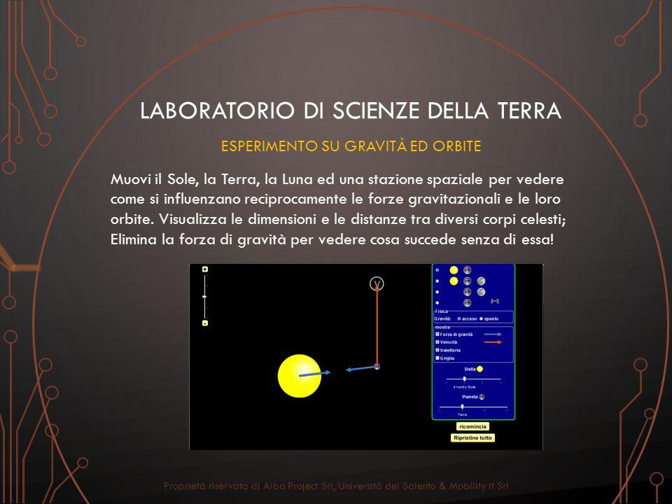 Laboratorio di Scienze della Terra