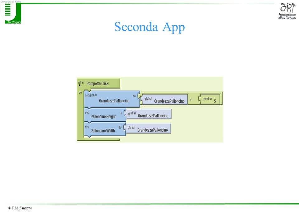 Seconda App