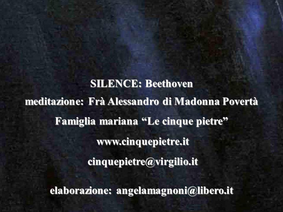 meditazione: Frà Alessandro di Madonna Povertà