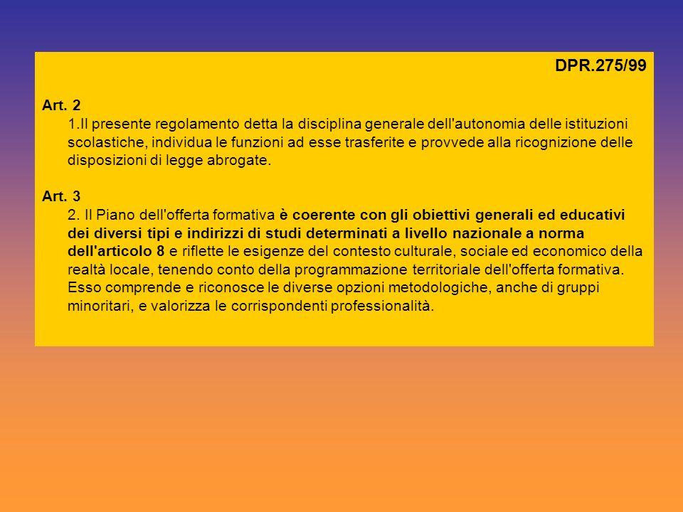 DPR.275/99 Art. 2.