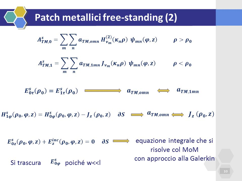 Patch metallici free-standing (2)