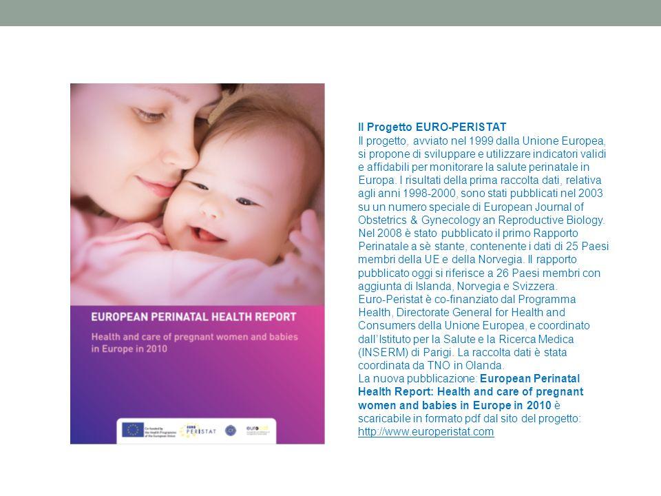 Il Progetto EURO-PERISTAT