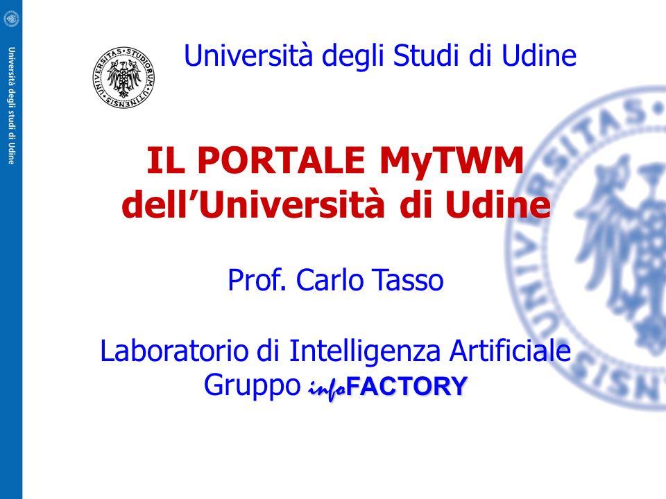 dell'Università di Udine