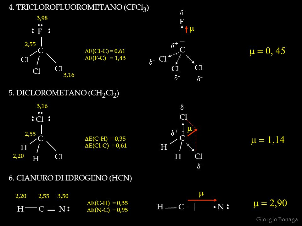 4. TRICLOROFLUOROMETANO (CFCl3)