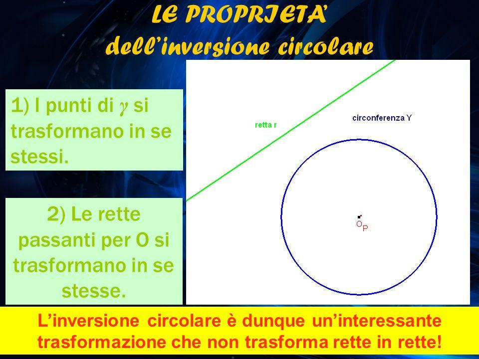 dell'inversione circolare