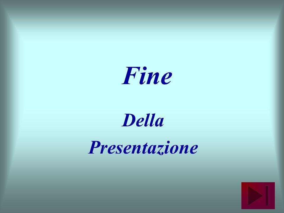 29/03/2017 Fine Della Presentazione