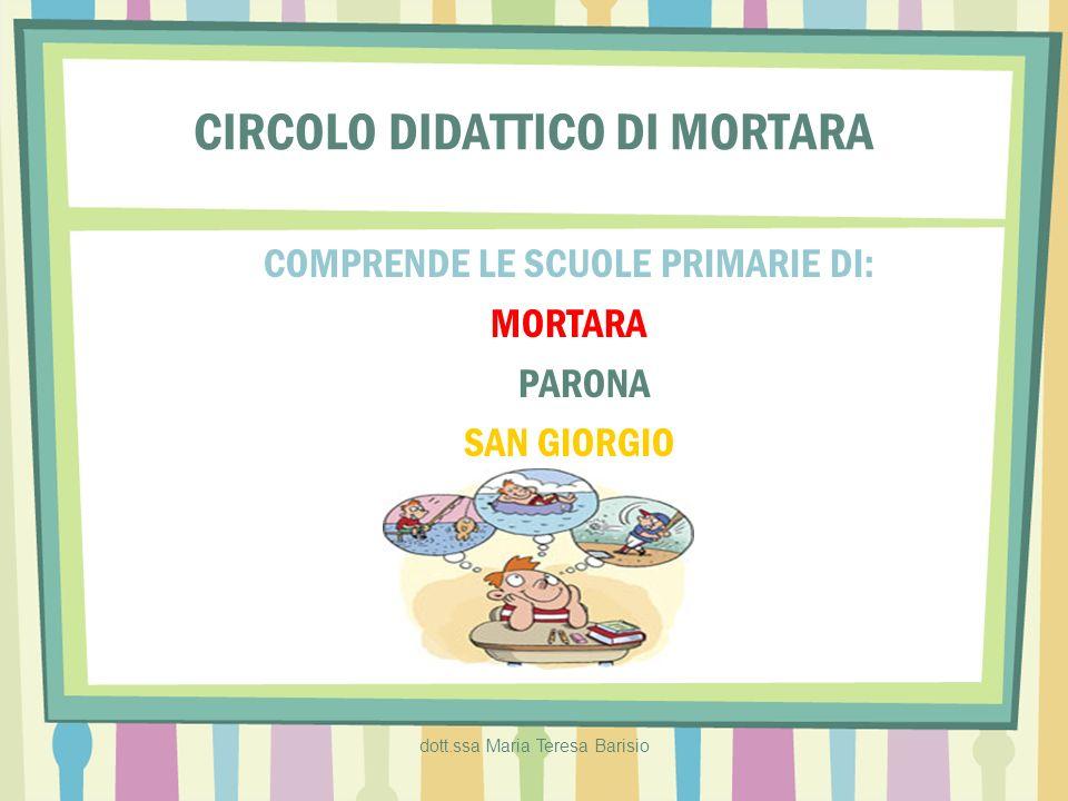 CIRCOLO DIDATTICO DI MORTARA