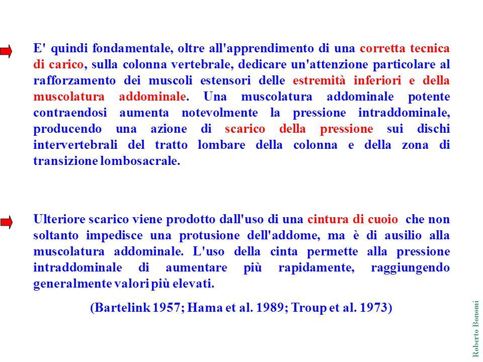 (Bartelink 1957; Hama et al. 1989; Troup et al. 1973)