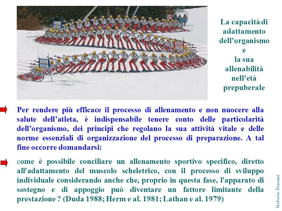 La capacità di adattamento dell organismo e