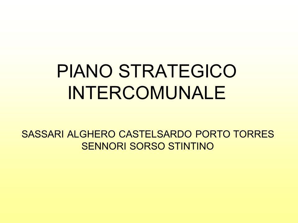 PIANO STRATEGICO INTERCOMUNALE