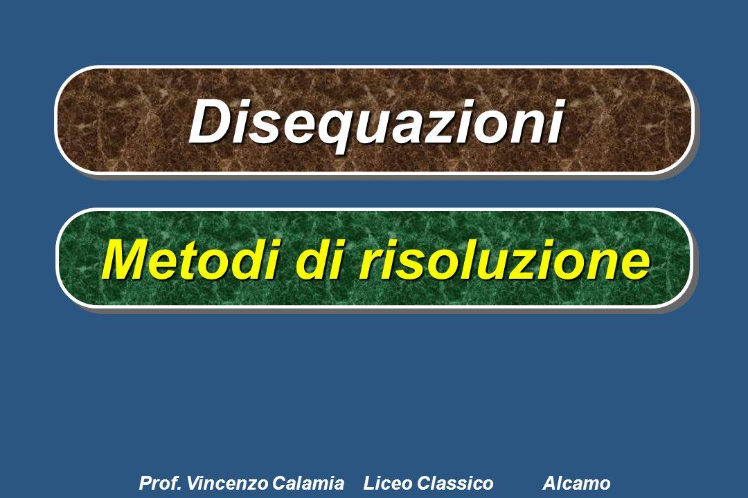 Prof. Vincenzo Calamia Liceo Classico Alcamo