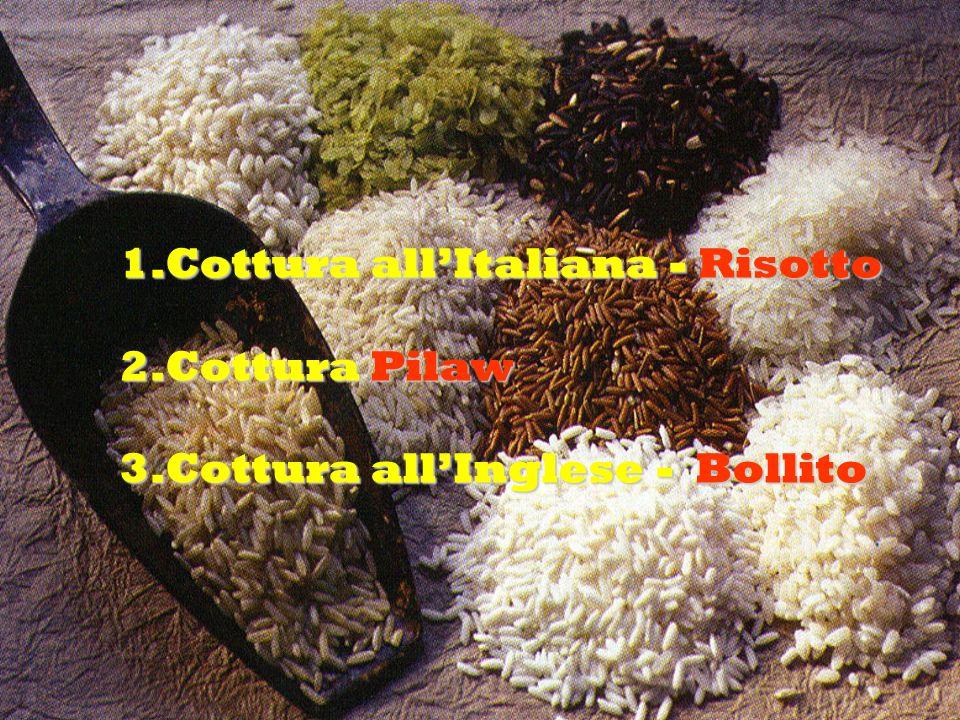 Cottura all'Italiana - Risotto