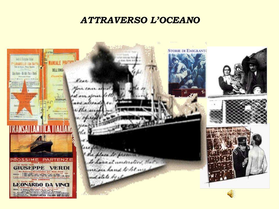 ATTRAVERSO L'OCEANO